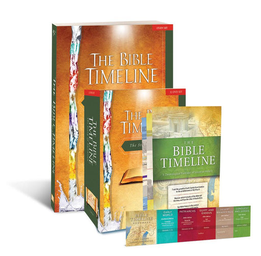 The Bible Timeline: The Story of Salvation, Starter Pack