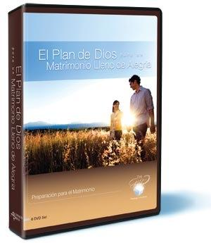 God's Plan for a Joy-Filled Marriage-Spanish Edition (6 CD-set)