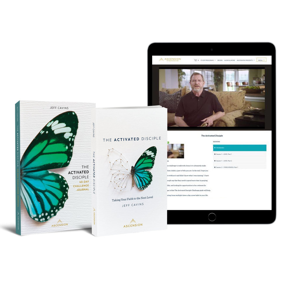 The Activated Disciple 40-Day Challenge Online Bundle