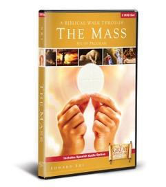 A Biblical Walk Through the Mass, DVD Set (English & Spanish)