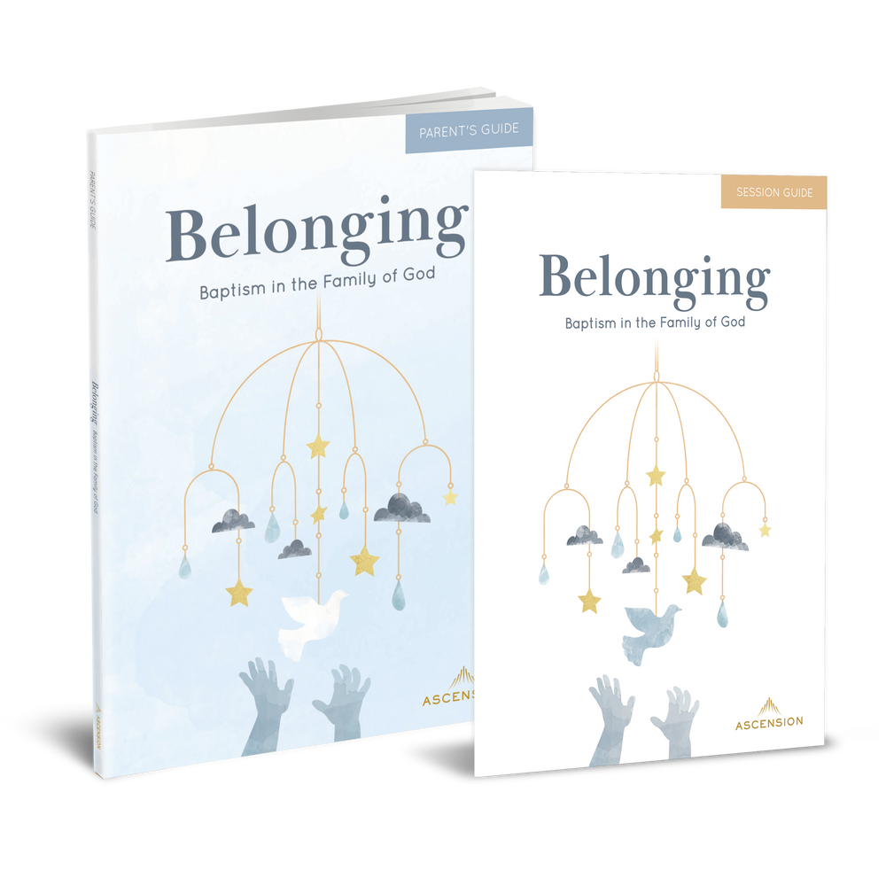 Belonging: Baptism in the Family of God, Parent's Set