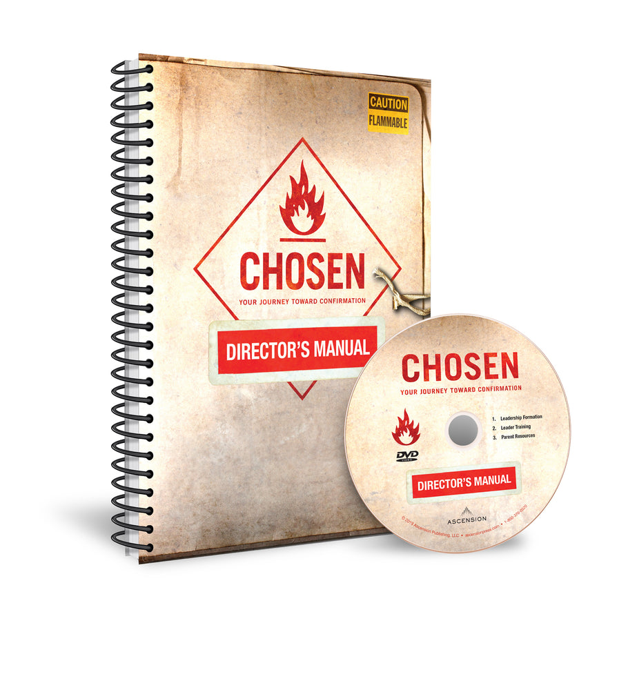 Chosen: Your Journey Toward Confirmation  Director's Manual