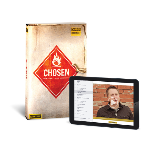 Chosen: Your Journey Toward Confirmation, Leader's Guide (Includes Online Leader's Access)