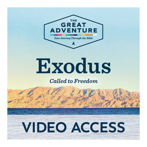Exodus Called to Freedom [Online Video Access]