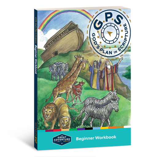 GPS: God's Plan in Scripture Beginner Workbook
