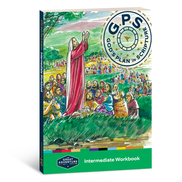 GPS: God's Plan in Scripture Intermediate Workbook