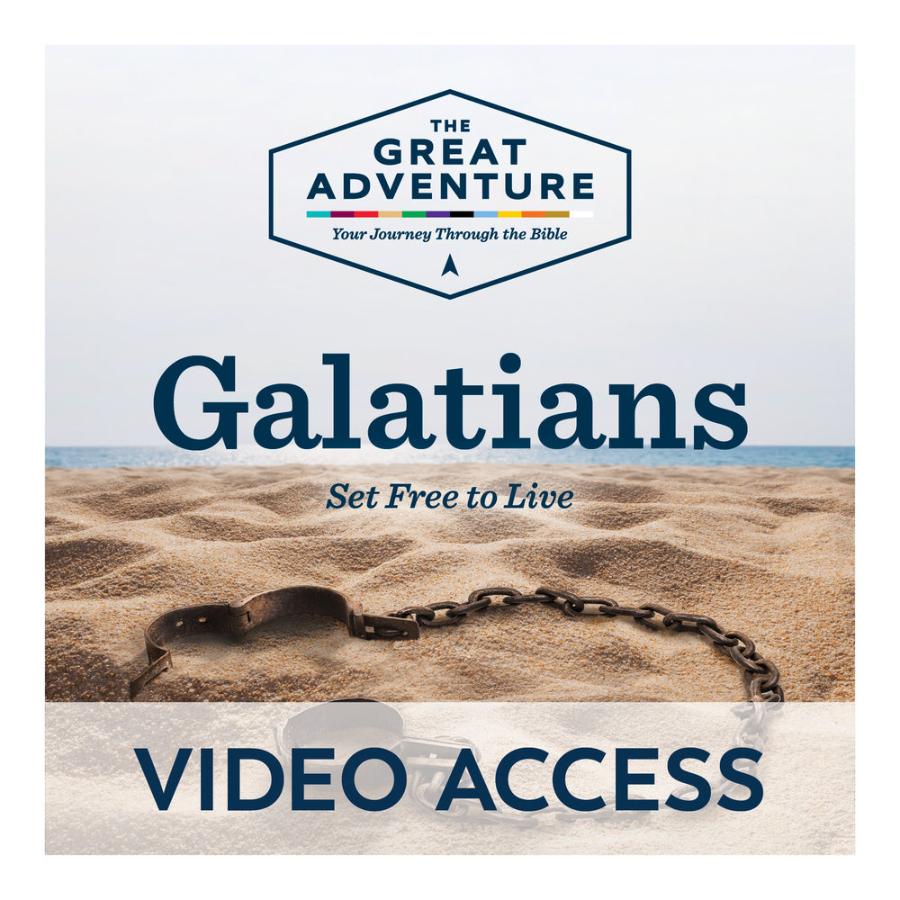 Galatians: Set Free to Live [Online Video Access]