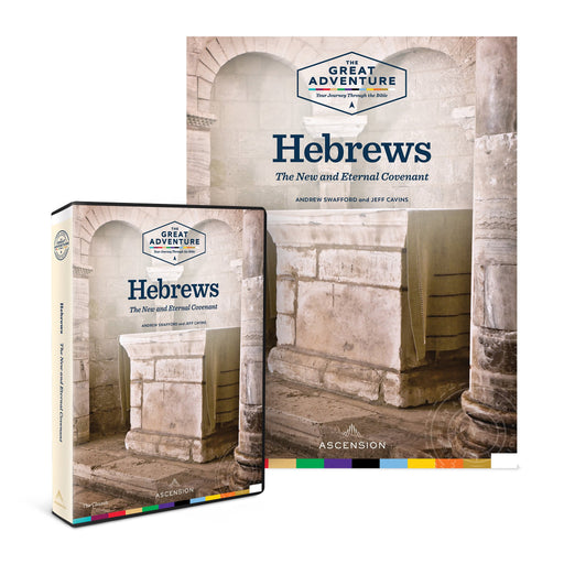 Hebrews: The New and Eternal Covenant Starter Pack
