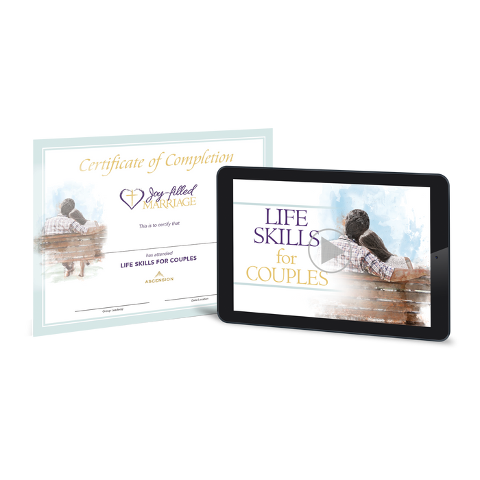 Joy-Filled Marriage - Life Skills for Couples, Certification Course