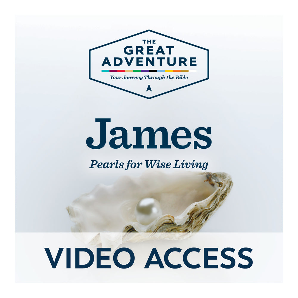 James: Pearls for Wise Living [Online Video Access]