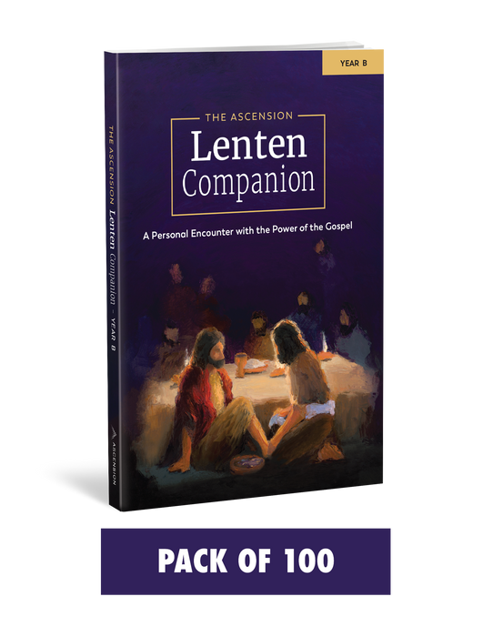 The Ascension Lenten Companion, Year B (100 pack)