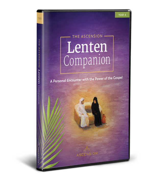 The Ascension Lenten Companion, DVD