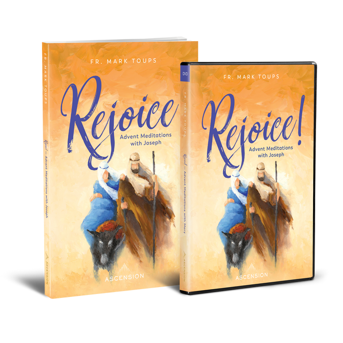 Rejoice! Advent Meditations with Joseph, Starter Pack