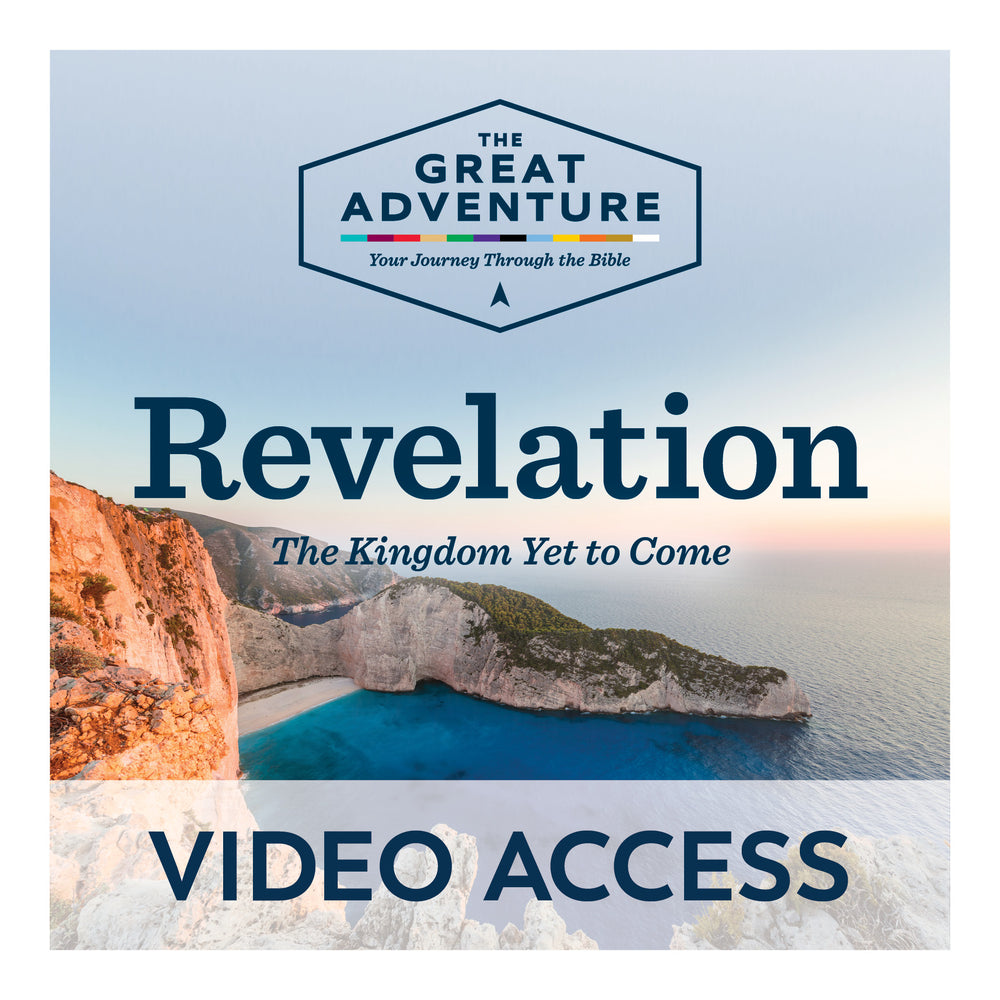 Revelation: The Kingdom Yet to Come [Online Video Access]