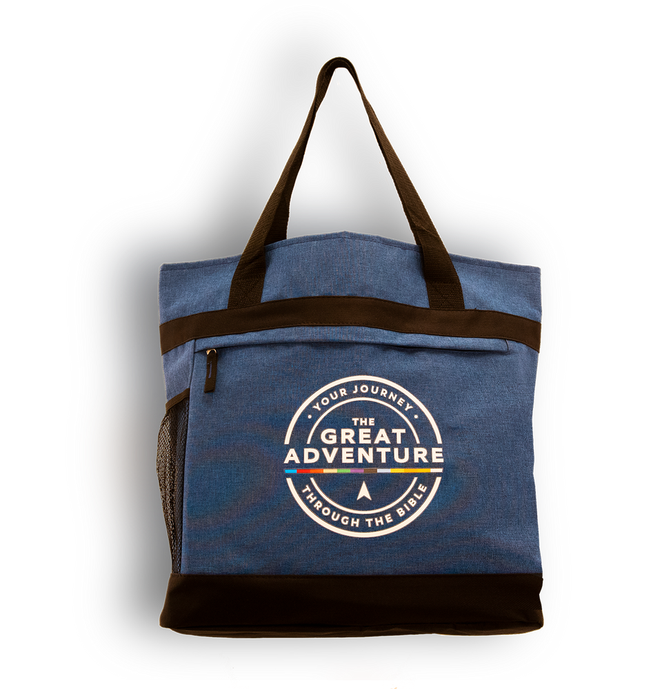 Great Adventure Tote