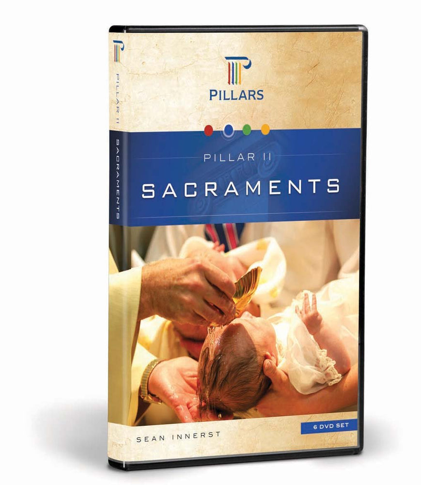 Pillar II: Sacraments, DVD Set