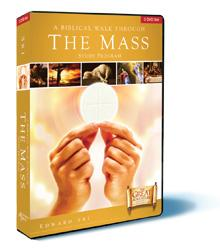 A Biblical Walk Through the Mass, CD Set (ships November 2018)