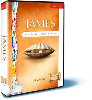 James: Pearls for Wise Living, DVD Set
