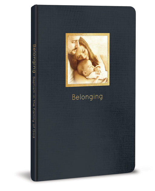 Belonging: Baptism in the Family of God, Parent's Journal