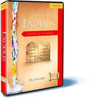 Exodus: Called to Freedom, CD Set