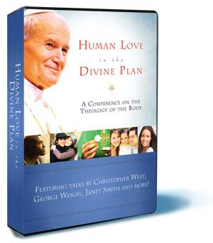 Human Love in the Divine Plan: A Theology of the Body Conference: 8 CD Set