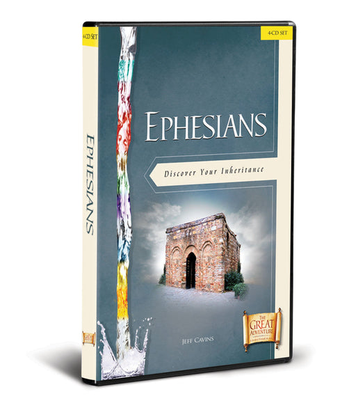 Ephesians: Discover Your Inheritance, CD Set