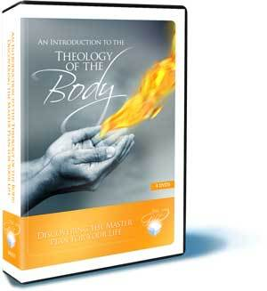 An Introduction to the Theology of the Body, 8-part Study, CD Set