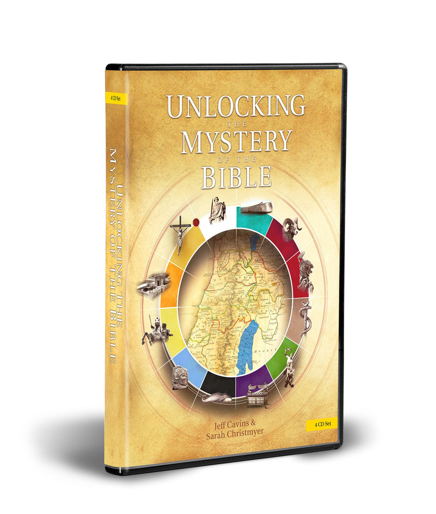 Unlocking the Mystery of the Bible, 4 CD Set