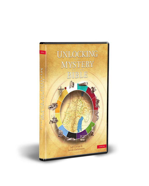 Unlocking the Mystery of the Bible, 4 DVD set