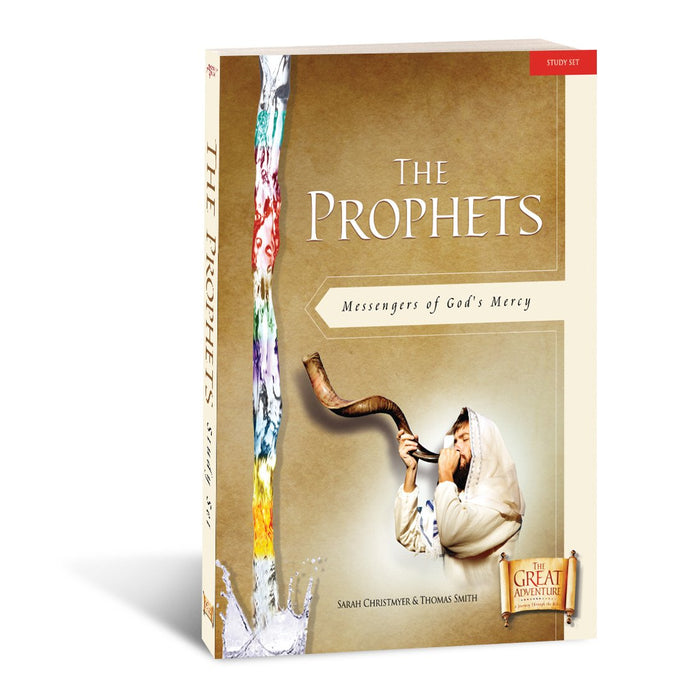 The Prophets: Messengers of God's Mercy, Workbook