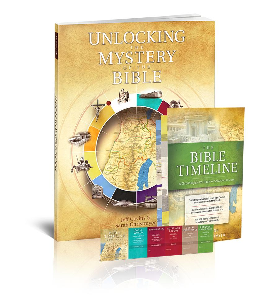 Unlocking the Mystery of the Bible, Workbook