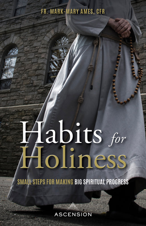 Habits for Holiness: Small Steps for Making Big Spiritual Progress