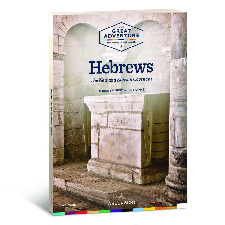 Hebrews: The New and Eternal Covenant Workbook