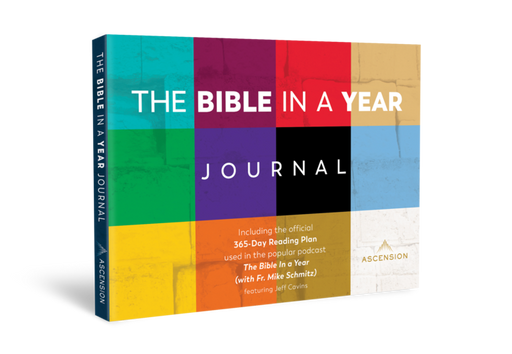 Bible in a Year Journal