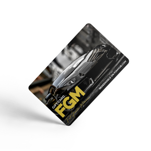 FGM GIFT CARD