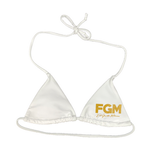 FGM Mix And Match Scrunch Bikini Top