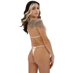 Scrunch Mix And Match String Bikini Bottom