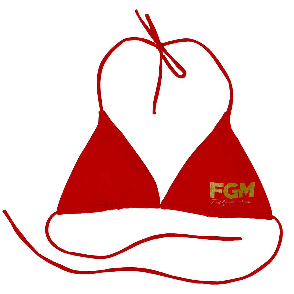 FGM Mix And Match Triangle Bikini Top