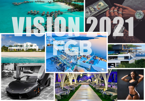 FGM Vision Board - CUSTOMIZE!