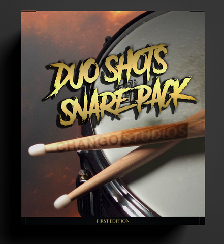 "DUO SHOTS SNARE PACK  ""First Edition"" NEW"