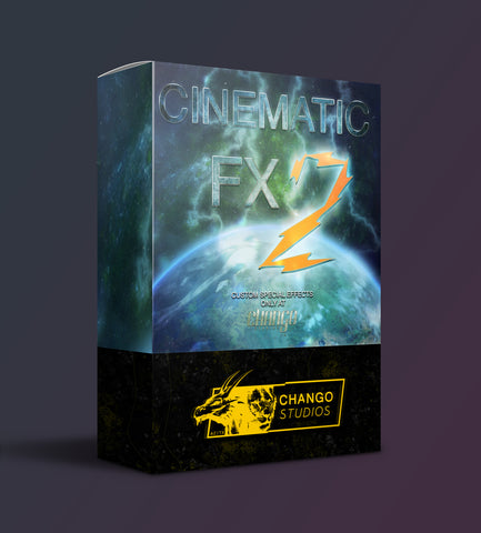 Chango Cinematic Effects Bundle 2 (Includes Space & Destruction