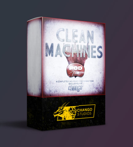 Clean Machines Pod Farm Presets