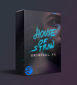 "!!!|||[ NEW ]|||!!! ElIZA GRACE - ""HOUSE OF STRAW FX PACK"" - KONTAKT INSTRUMENT"