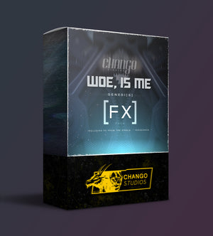 "*NEW* Woe Is, Me Genesis FX Pack (Includes FX from the song ""Vengeance"")!"