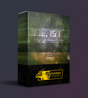 *NEW* Chango Studios Woe, Is Me Kit Processed with Meinl Cymbals