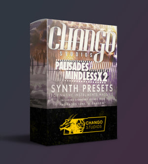 *NEW* Palisades/MindlessX2 10+ Massive Synth Presets