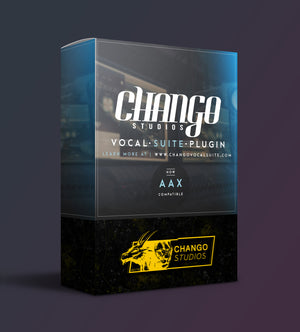 Chango Studios Vocal Suite