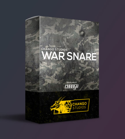 Chango War Snare NEW