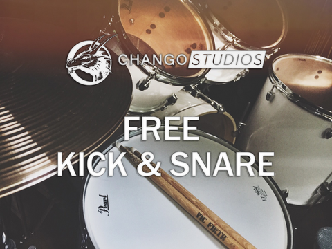FREE KICK & SNARE KIT NEW