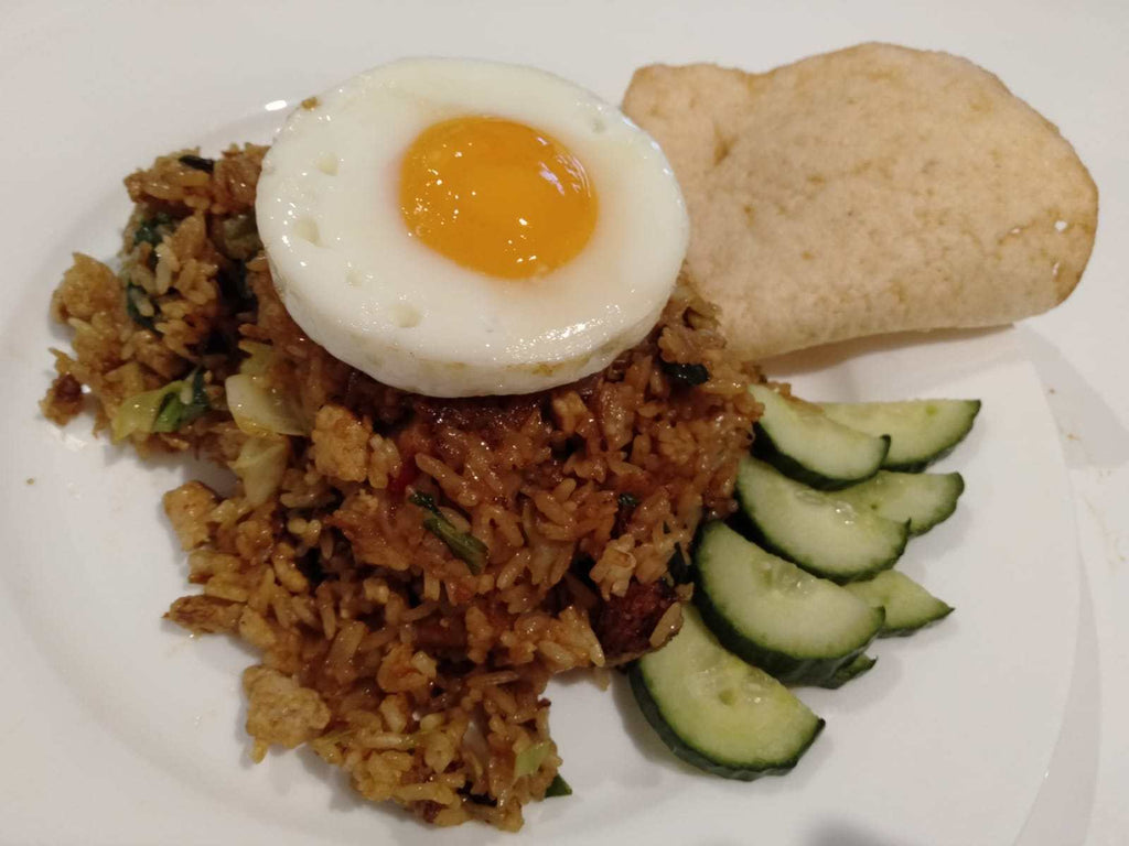 Balinese Fried Rice (Nasi Goreng)
